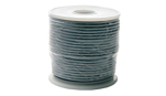 Univox Room Loop Cable Roll, 0.75mm2, incl. 50 Clips, Light Grey, 30m