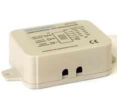 Ampetronic ATT-UJ Universal Attenuator with 3.5 & 6.3mm Jack Cables.
