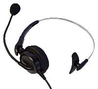 Contacta RF-TRX1-HSM Headset for Portable RF Transceiver