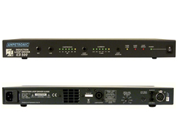 Ampetronic ILD500 Professional Rack Mountable Audio Induction Loop Driver