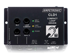 Ampetronic CLD1-CD Compact Loop Driver with Desktop Microphone