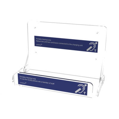 Contacta IL-PL26 Perspex Shelf for IL-PL20