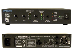 Ampetronic ILD122 Professional Rack Mountable Audio Induction Loop Driver