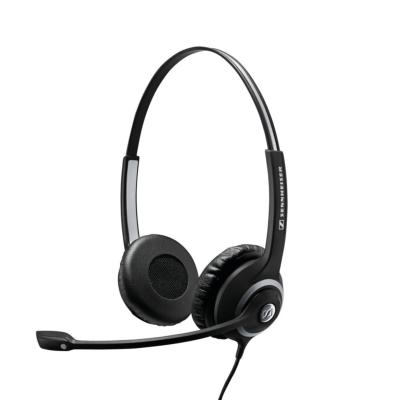 Contacta Stereo Headset for Speech Transfer Systems