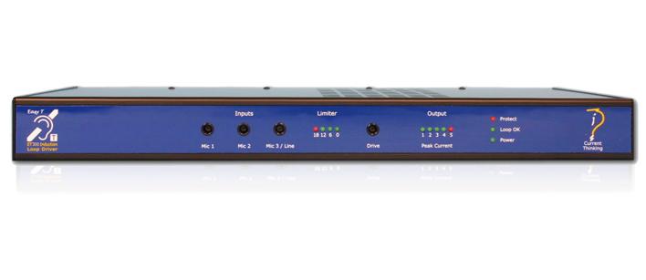 Current Thinking ET300 Loop Amplifier