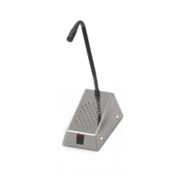 Contacta STS-SU1-SS Staff Speech Transfer Unit - (Stainless Steel)