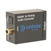 Univox D/A Converter, Optical Cable Included