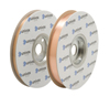 Univox Flat Copper Foil, 18x0.1mm=1.8mm², Glued Insulation, 100m Roll (price / m)